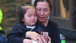 """Nước mắt người vợ chiến sĩ hy sinh ở Sư đoàn 337: """"Giờ anh mất, muốn đưa thi thể về nhà cũng không được vì quê Quảng Bình vẫn còn ngập lụt"""""""