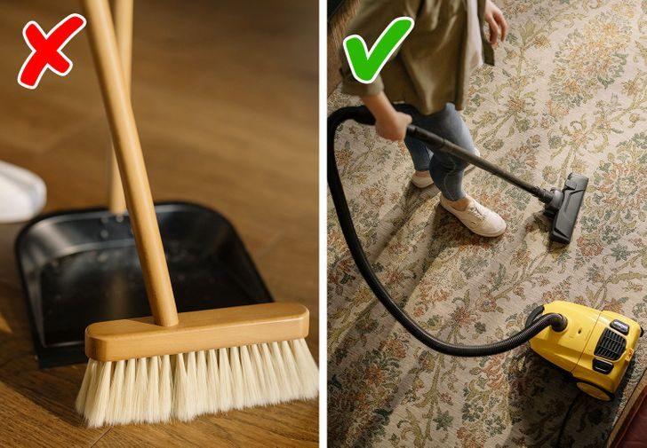 Cảnh báo những thói quen sai lầm trong dọn dẹp hủy hoại ngôi nhà và gây hại cho sức khỏe - Ảnh 1.