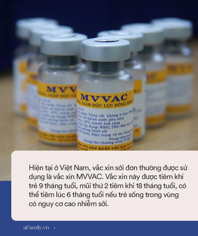Vắc xin sởi đơn tiêm khi 9 tháng và sởi phối hợp tiêm lúc 12 tháng: Mẹ có 2 lựa chọn cho con nên cần phân biệt chúng khác nhau thế nào?  - Ảnh 3.