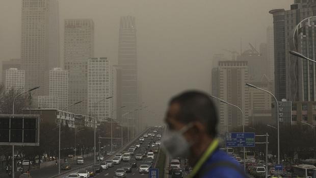 Gần 500 nghìn trẻ sơ sinh tử vong do ô nhiễm không khí - Ảnh 1.