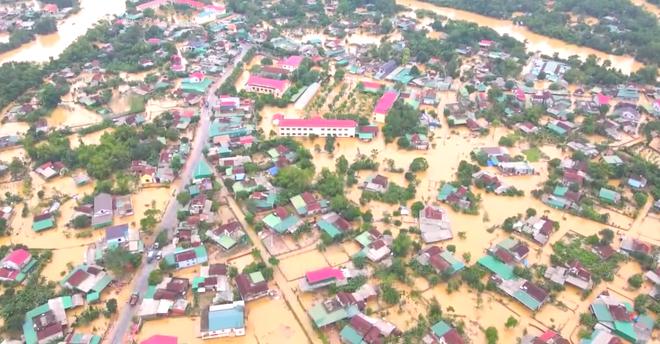 Toàn cảnh thiệt hại của trận lũ lịch sử gây ra tại Hà Tĩnh khiến 147 nghìn người bị ngập lụt - Ảnh 4.