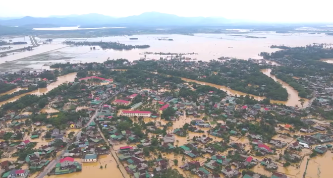 Toàn cảnh thiệt hại của trận lũ lịch sử gây ra tại Hà Tĩnh khiến 147 nghìn người bị ngập lụt - Ảnh 5.