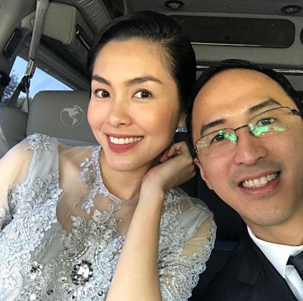 Hà Tăng đón sinh nhật tuổi 34 giản dị tại nhà, không make-up cầu kì nhưng nhan sắc gái 2 con vẫn đáng ghen tị - Ảnh 4.
