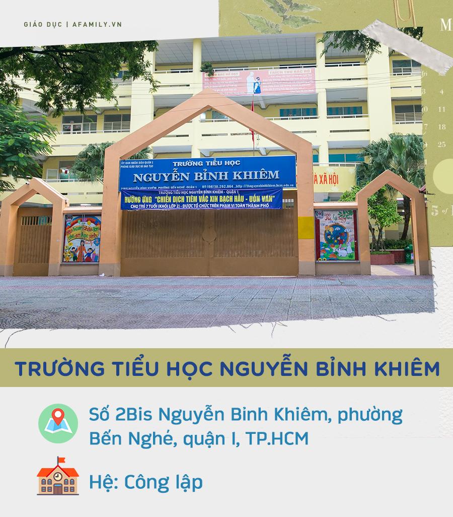 Những trường tiểu học top đầu ở quận 1, TP.HCM: Luôn là điểm nóng mỗi mùa tuyển sinh, phụ huynh tranh nhau cho con vào trường - Ảnh 2.
