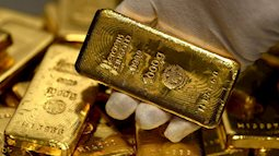 Giá vàng trong nước đồng loạt lao dốc