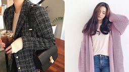 Dù khó tin nhưng nếu chú ý chọn cổ áo chuẩn, bạn sẽ hack dáng thon gọn đầy vi diệu