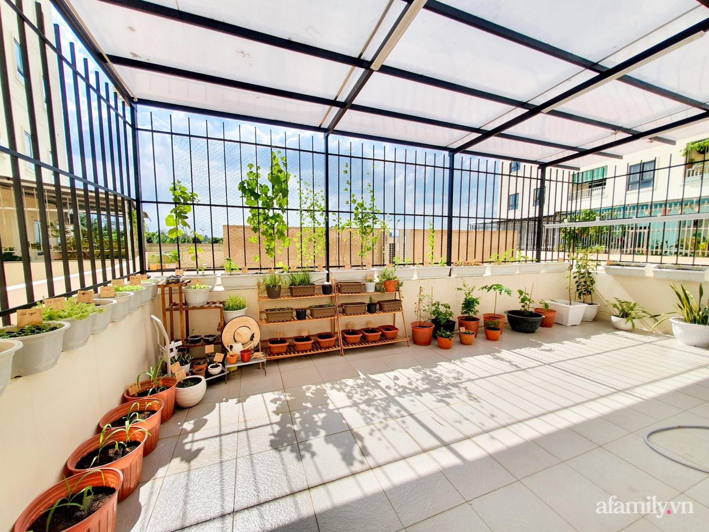 Căn hộ 180m² được vợ chồng trẻ cải tạo vừa ở vừa làm vườn có chi phí 550 triệu đồng ở Sài Gòn - Ảnh 16.