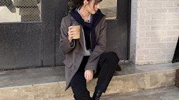 Gái Hàn mặc blazer trông sang chảnh chứ không hề già, các nàng học ngay 10 công thức để có set đồ trendy không cần hỏi