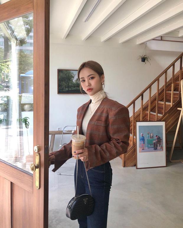Gái Hàn mặc blazer trông sang chảnh chứ không hề già, các nàng học ngay 10 công thức để có set đồ trendy không cần hỏi - Ảnh 2.