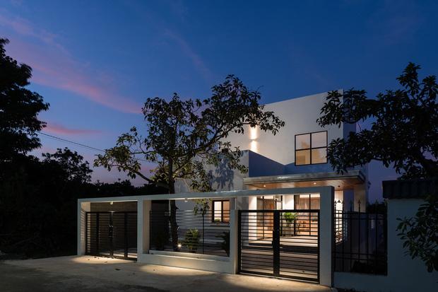 Bán nhà trong phố, hai vợ chồng ra xây 1 căn ở ngoại ô, nhìn ôi mê ly lắm luôn - Ảnh 2.