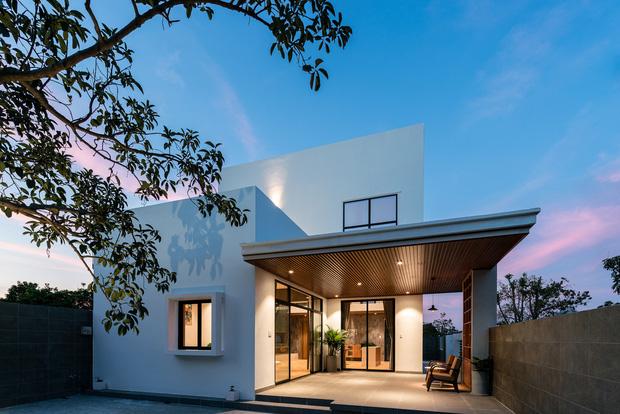 Bán nhà trong phố, hai vợ chồng ra xây 1 căn ở ngoại ô, nhìn ôi mê ly lắm luôn - Ảnh 3.
