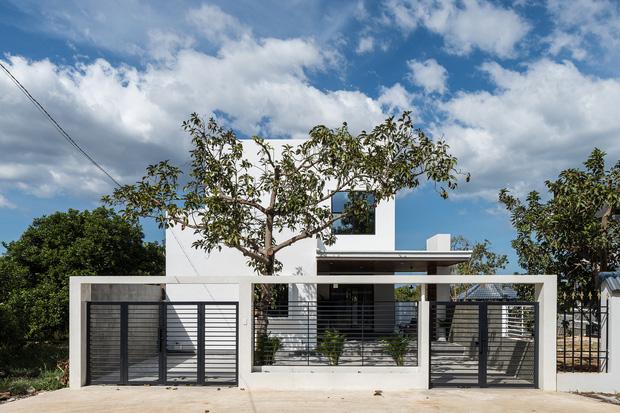 Bán nhà trong phố, hai vợ chồng ra xây 1 căn ở ngoại ô, nhìn ôi mê ly lắm luôn - Ảnh 1.