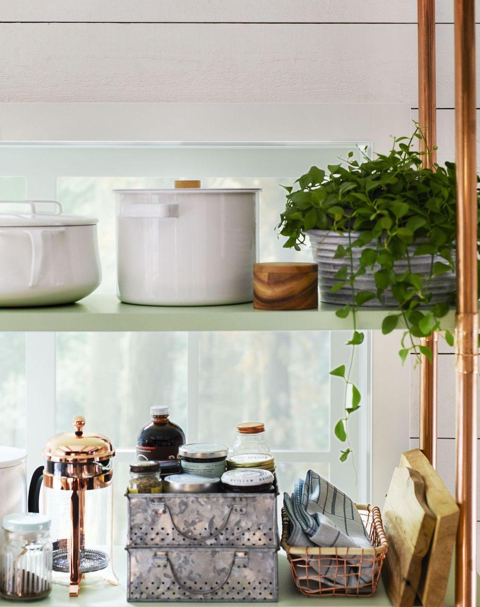 Chỉ với một góc nhỏ xíu, bạn có thể biến thành nhà bếp dễ thương với 4 chiến lược thông minh này - Ảnh 3.