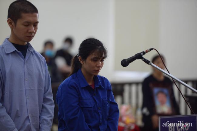 Hà Nội: Đang xét xử cặp vợ chồng bạo hành dã man khiến bé gái 3 tuổi tử vong thương tâm - Ảnh 2.