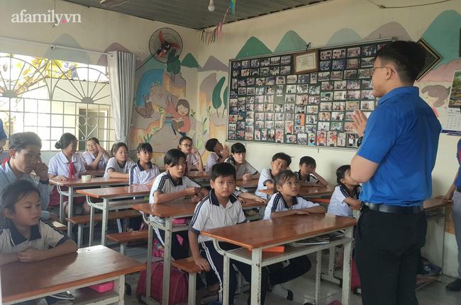 Chuyện đứa trẻ bị bán đi với giá 1,5 triệu đồng và những mảnh đời bé nhỏ trong lớp học đặc biệt ở Sài Gòn - Ảnh 5.
