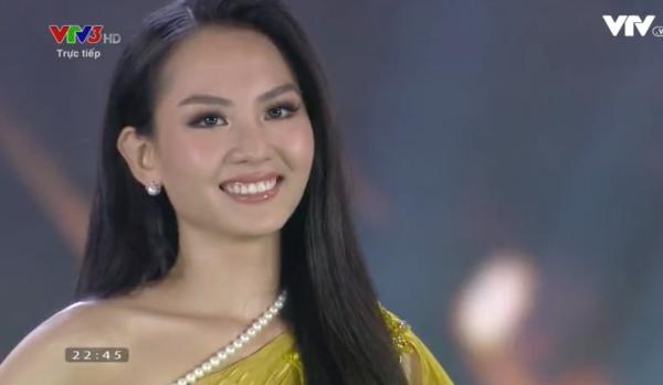 Câu ứng xử định mệnh và cái kết của tân Hoa hậu Đỗ Thị Hà - Ảnh 1.