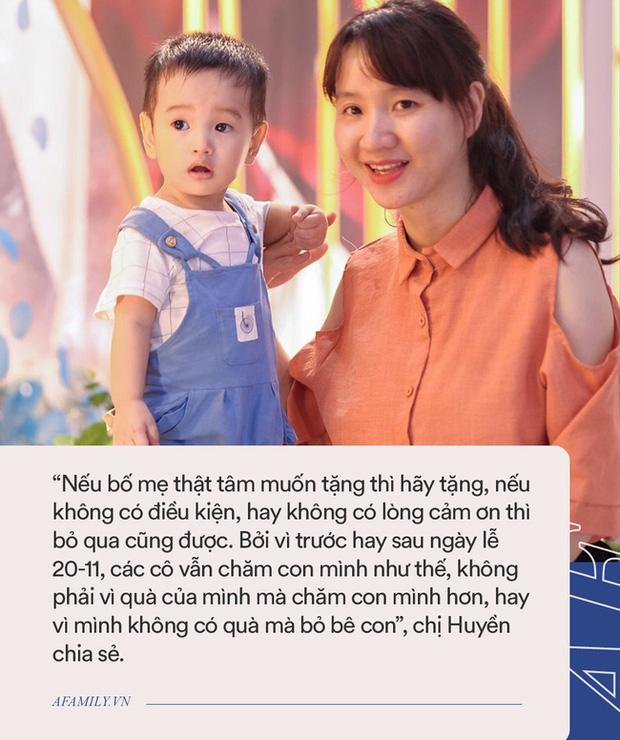 Năm nay đi cô bao tiền? 500 nghìn thì nhiều đấy và bài viết quá chuẩn của một bà mẹ ở Hà Nội gửi đến các bậc phụ huynh ngày 20/11 - Ảnh 2.