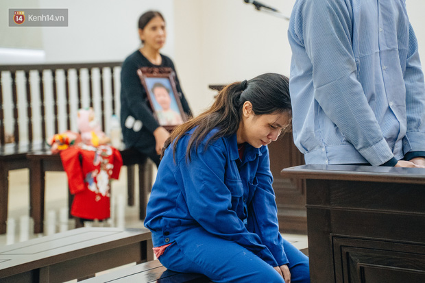 Người bà viết đơn kháng cáo, không xin giảm án cho người mẹ bạo hành con gái 3 tuổi dã man đến chết - Ảnh 1.