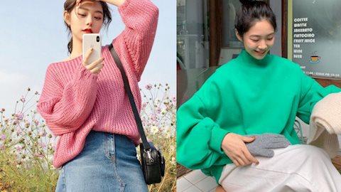 11 gợi ý lên đồ màu mè họa tiết cực xinh từ gái Hàn để bạn áp dụng