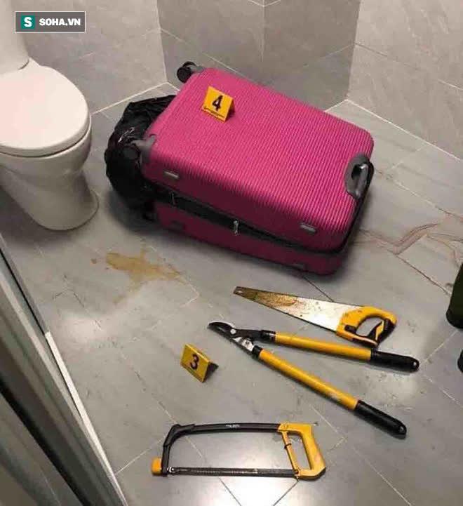 Vụ giết người để thi thể không nguyên vẹn trong vali: Gần 20 giờ lần theo dấu vết nghi phạm - Ảnh 6.