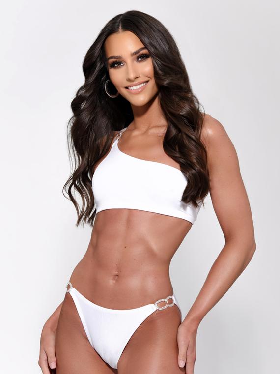 Cận cảnh nhan sắc nóng bỏng của Tân Hoa hậu Trái Đất 2020 vừa đăng quang - Ảnh 2.