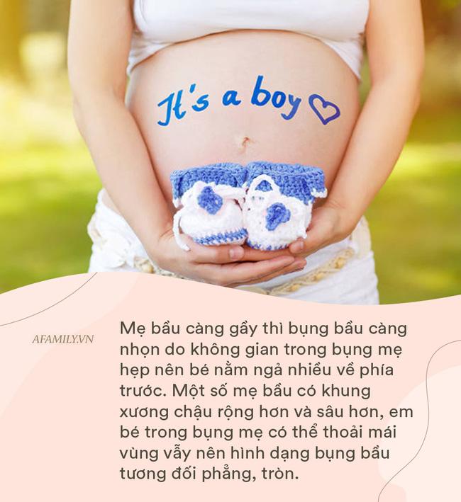 Tim thai nhanh là bầu con trai? Sự thật về lời đồn này và loạt quan niệm đoán giới tính thai nhi qua ngoại hình mẹ bầu - Ảnh 1.