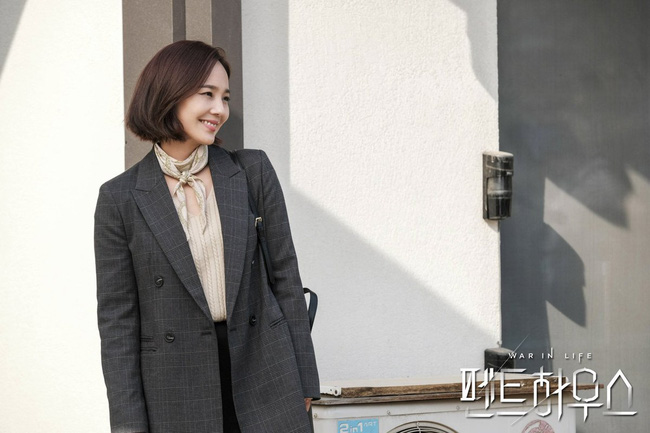 11 outfit công sở hot nhất trong các drama Hàn: Đơn giản và chuẩn thanh lịch, xua tan nỗi lo mặc xấu khi đi làm - Ảnh 7.