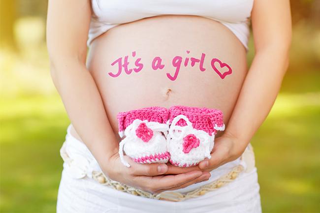 Tim thai nhanh là bầu con trai? Sự thật về lời đồn này và loạt quan niệm đoán giới tính thai nhi qua ngoại hình mẹ bầu - Ảnh 4.