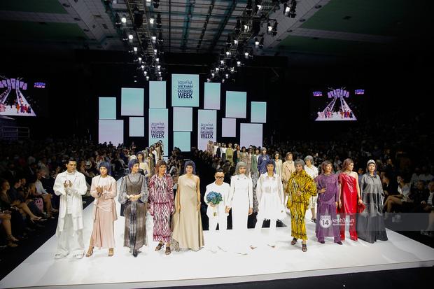Trọn vẹn BST mới nhất của NTK Công Trí tại AVIFW 2020: Màn giao thoa đỉnh cao giữa High Fashion và Street Fashion - Ảnh 6.