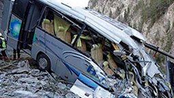 Tai nạn xe buýt kinh hoàng ở Brazil, 40 người thương vong