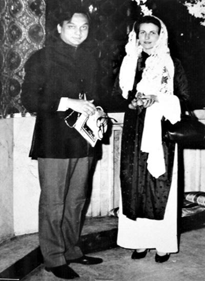 Hoa hậu đầu tiên Sài Gòn xưa: 18 tuổi đã 3 đời chồng, đại gia đốt tiền để chinh phục - Ảnh 3.