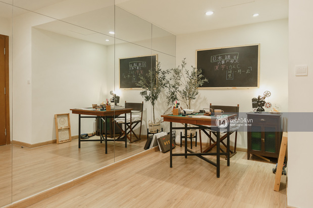Đến thăm nhà Vinhomes của Jun Phạm: Căn bếp xinh xỉu, nội thất 300 triệu toàn đồ tự lượm lặt và được bạn bè tặng - Ảnh 12.
