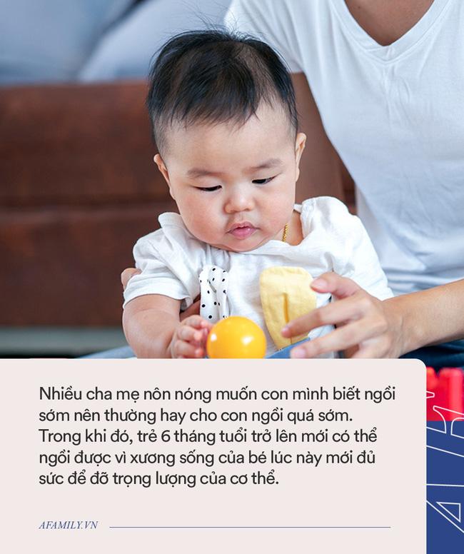 4 sai lầm phổ biến của cha mẹ khi chăm con lúc nhỏ khiến con không thể cao lớn khi trưởng thành - Ảnh 2.