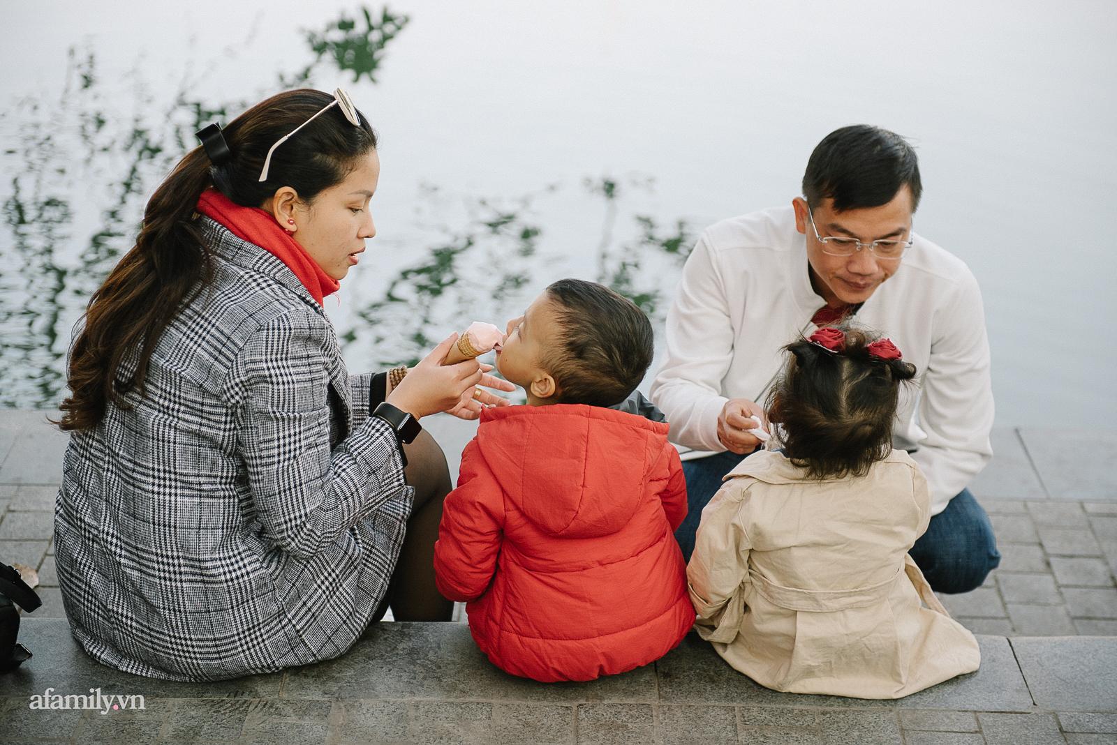 Ăn kem mùa đông ở Hà Nội, thú vui chỉ ai yêu mùa đông mới hiểu - Ảnh 5.