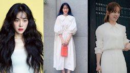Ngoài Song Hye Kyo và Son Ye Jin, Kbiz còn có Han Ji Min đã 38 tuổi mà như đôi mươi, style trẻ xinh từ phim ra đời thực