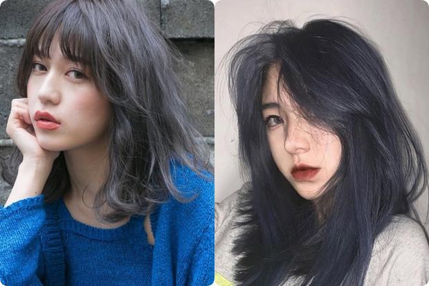 Tết nhất đến nơi, chị em còn chưa biết nhuộm tóc màu gì để da trắng sáng bật tông, thì tham khảo ngay chỉ dẫn này - Ảnh 13.