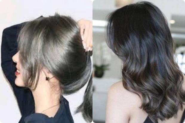 Tết nhất đến nơi, chị em còn chưa biết nhuộm tóc màu gì để da trắng sáng bật tông, thì tham khảo ngay chỉ dẫn này - Ảnh 14.