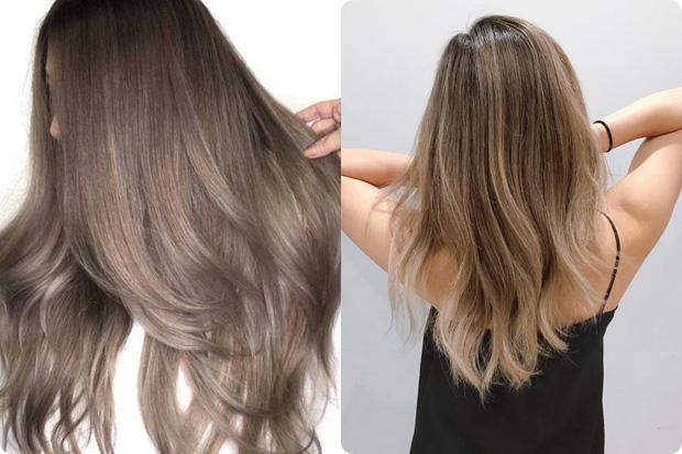 Tết nhất đến nơi, chị em còn chưa biết nhuộm tóc màu gì để da trắng sáng bật tông, thì tham khảo ngay chỉ dẫn này - Ảnh 9.