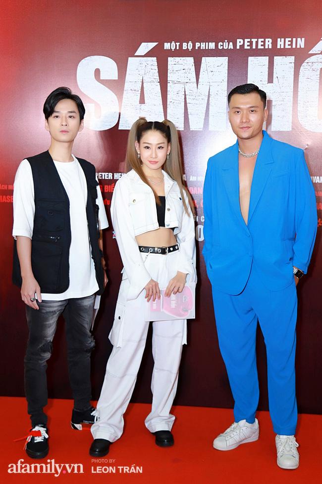 Việt Hương táo bạo với váy xẻ ngực sâu, con trai Anh Thư càng lớn càng điển trai đặc biệt là chiều cao vượt trội cả mẹ - Ảnh 11.