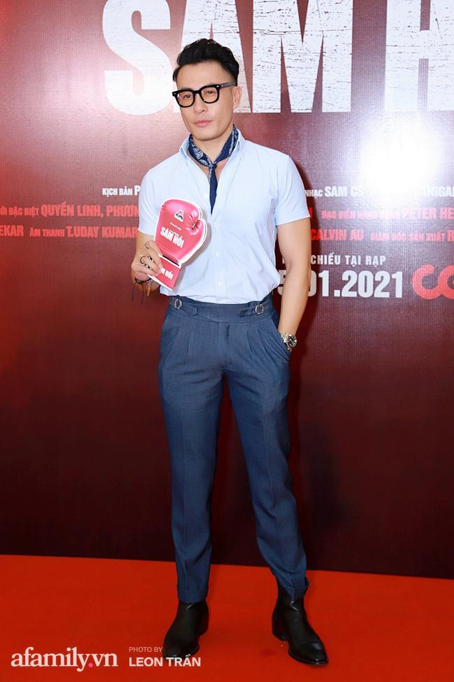 Việt Hương táo bạo với váy xẻ ngực sâu, con trai Anh Thư càng lớn càng điển trai đặc biệt là chiều cao vượt trội cả mẹ - Ảnh 24.