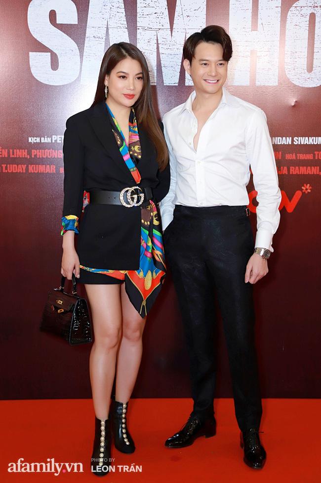 Việt Hương táo bạo với váy xẻ ngực sâu, con trai Anh Thư càng lớn càng điển trai đặc biệt là chiều cao vượt trội cả mẹ - Ảnh 20.