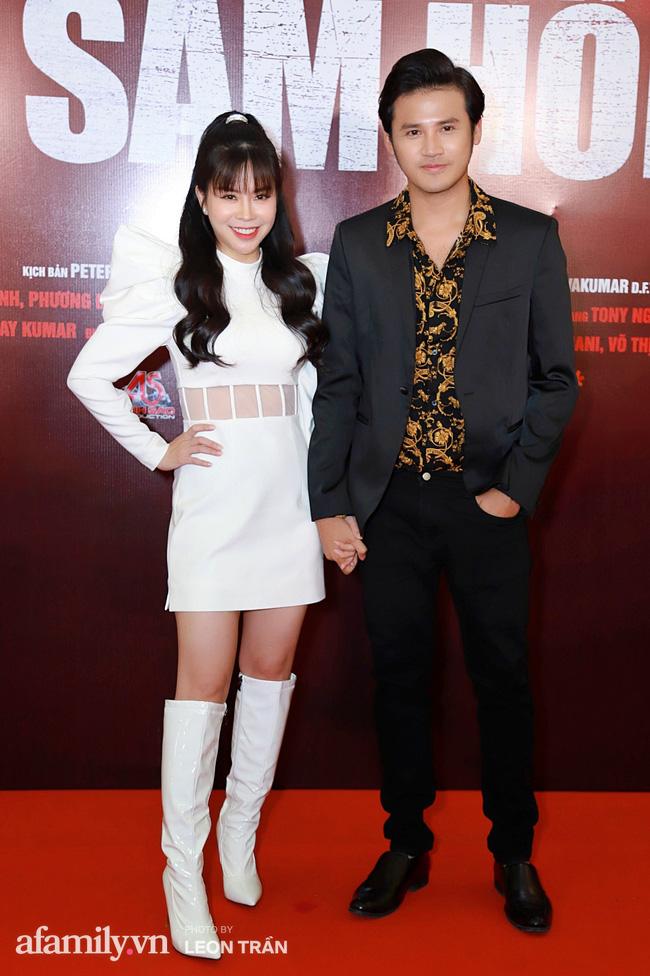 Việt Hương táo bạo với váy xẻ ngực sâu, con trai Anh Thư càng lớn càng điển trai đặc biệt là chiều cao vượt trội cả mẹ - Ảnh 25.