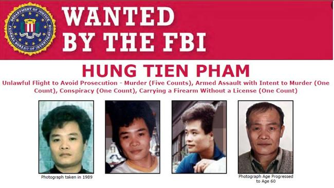 FBI treo thưởng 30.000 USD cho người cung cấp thông tin về nghi phạm người Việt liên quan vụ thảm sát đẫm máu xảy ra từ 30 năm trước - Ảnh 1.