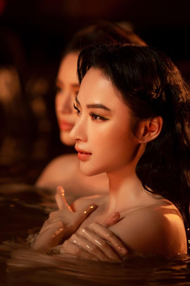 Á hậu Tú Anh đọ sắc cùng Angela Phương Trinh và Khánh Linh - Ảnh 1.