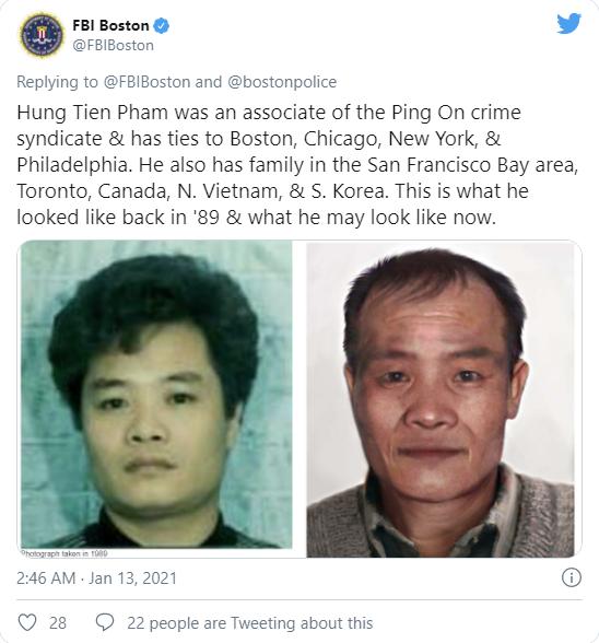 FBI treo thưởng 30.000 USD cho người cung cấp thông tin về nghi phạm người Việt liên quan vụ thảm sát đẫm máu xảy ra từ 30 năm trước - Ảnh 2.