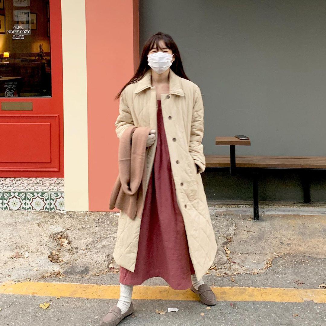 Mùa Đông diện áo khoác dáng dài là ấm nhất nhưng diện sao cho tôn dáng và sành điệu thì phải học 10 gợi ý sau - Ảnh 3.