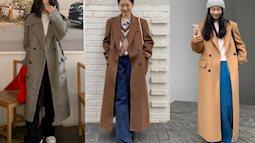 10 gợi ý giúp diện áo khoác dáng dài vừa tôn dáng lại ấm áp vô cùng