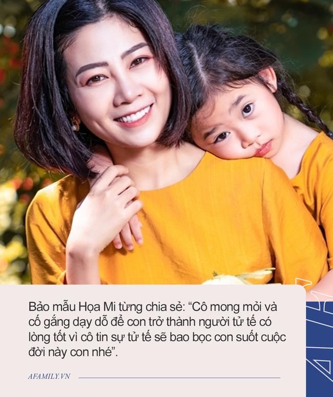 Sinh nhật cố diễn viên Mai Phương, con gái cô - bé Lavie tự tay chọn bánh kem, dòng chữ viết bên trên khiến nhiều người khó kìm nước mắt - Ảnh 3.