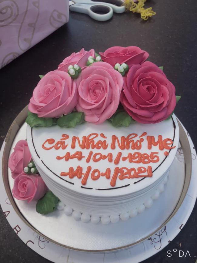 Sinh nhật cố diễn viên Mai Phương, con gái cô - bé Lavie tự tay chọn bánh kem, dòng chữ viết bên trên khiến nhiều người khó kìm nước mắt - Ảnh 1.