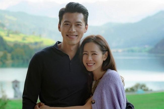 Để bảo vệ Hyun Bin trước truyền thông, Son Ye Jin đã có hành động đáng yêu này? - Ảnh 3.